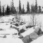 La guerra de invierno en Finlandia